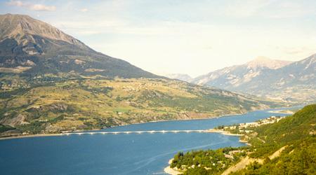 campement alpes haute provence