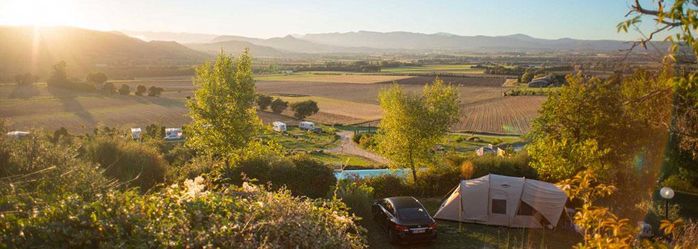 camping à Montélimar